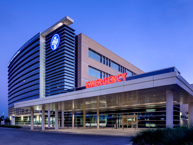Methodist Dallas Medical Center, a certified stroke center