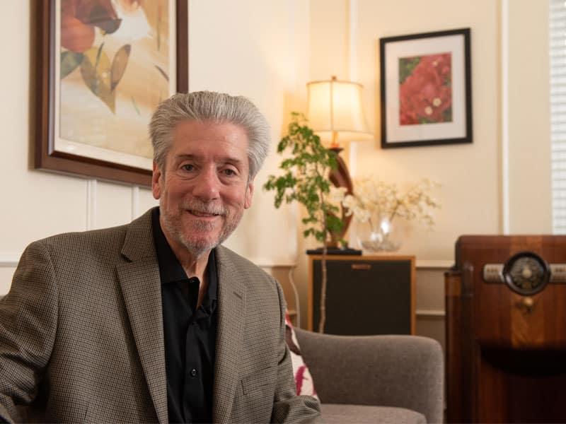 David Lovrien after dual surgery