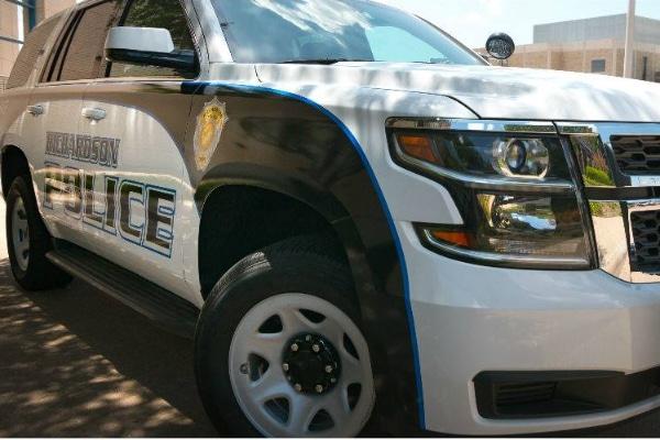 Richardson police vehicle